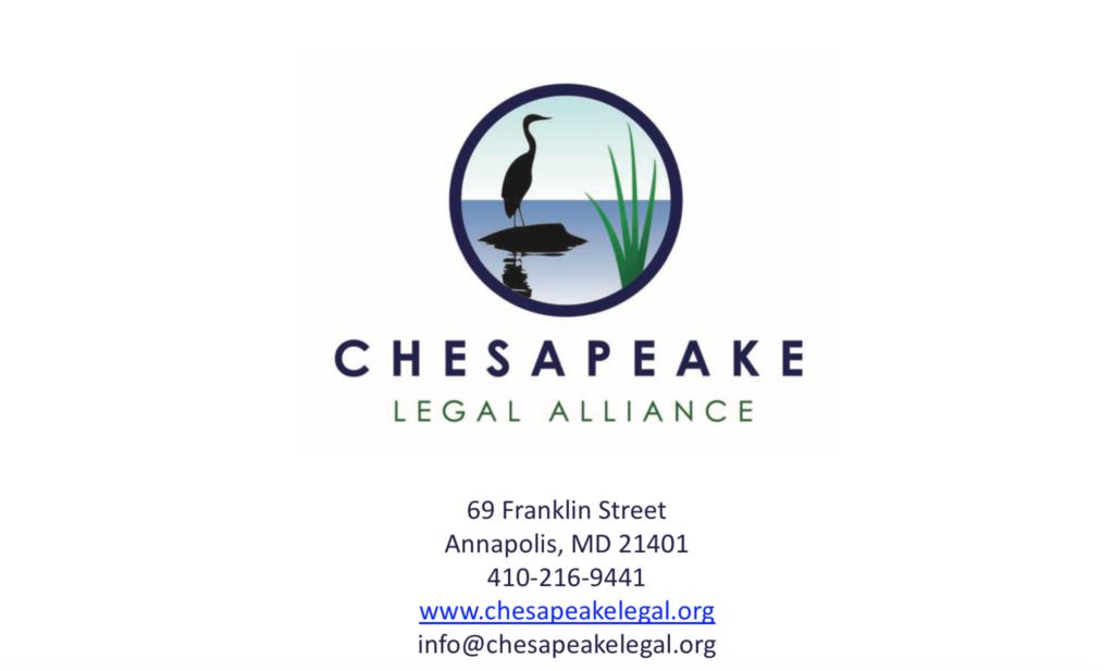 About The Chesapeake Legal Alliance Chesapeake Legal Alliance - Legal type documents