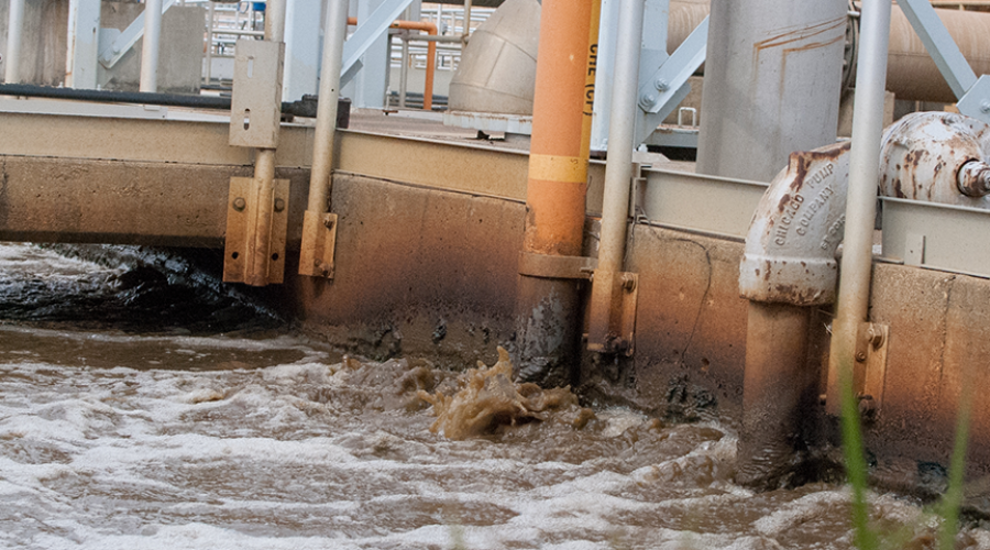 Municipal and Industrial Waste Water