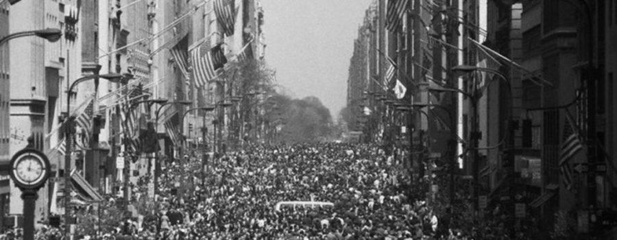 22 Apr 1970, New York, New York, USA--- Image by © Bettmann/CORBIS