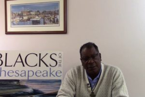 Vince Leggett Discusses Mapping Initiative to Tell Bay's African American History